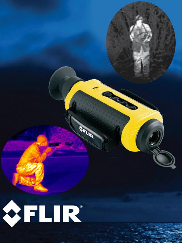 Camera ảnh nhiệt nhìn đêm