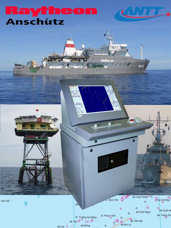 Radar hàng hải