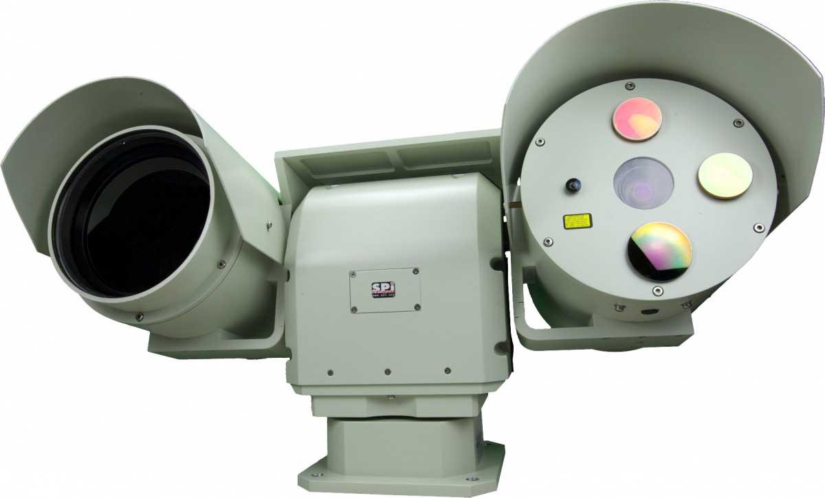 Hệ thống camera PTZ giám sát tầm xa