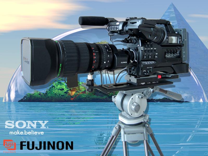 Máy quay phim chuyên dụng tầm xa