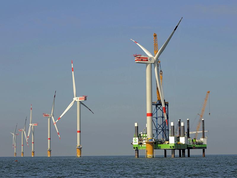 Hệ thống năng lượng gió