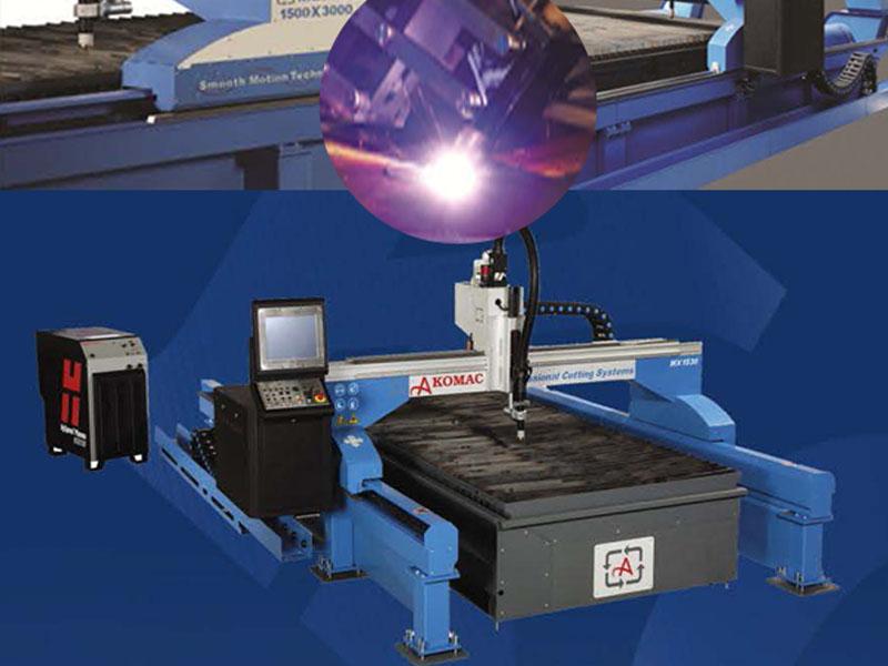 Máy cắt tôn CNC